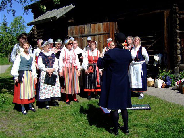 svenska folksånger