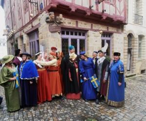 Renässansfestival i Vannes, Frankrike