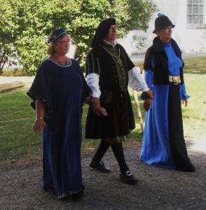 Dans på Arboga medeltidsfestival